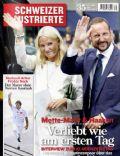 Schweizer Illustrierte Magazine [Switzerland] (29 August 2011)