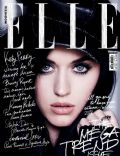 Katy Perry on the cover of Elle (Indonesia) - September 2013