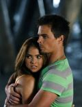 Shelley Hennig and Darin Brooks