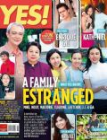 Claudine Barretto, Daniel Padilla, Enrique Gil, Gretchen Barretto, Kathryn Bernardo, Marjorie Barretto on the cover of Yes (Philippines) - June 2013