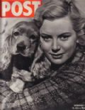 Deborah Kerr on the cover of Picture Post (United Kingdom) - December 1940