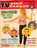 Shelley Fabares on the cover of TV Star Parade (United States) - August 1963