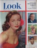 Jeanne Crain on the cover of Look (United States) - September 1951