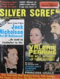 Valerie Perrine on the cover of Silver Screen (United States) - September 1975