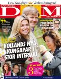 King Willem-Alexander Of The Netherlands, Princess Máxima of the Netherlands, Queen Silvia of Sweden on the cover of Svensk Damtidning (Sweden) - April 2013