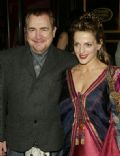 Brian Cox and Nicole Ansari
