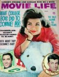 Annette Funicello on the cover of Movie Life (United States) - May 1963
