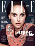 Natalie Portman on the cover of Elle (Australia) - November 2013