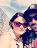 Emilie de Ravin and Eric Bilitch