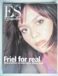 Anna Friel on the cover of Es Magazine (United Kingdom) - March 2001