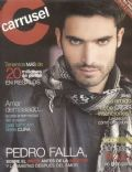 Carrusel Magazine [Colombia] (12 September 2008)