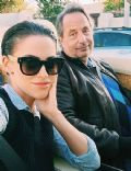 Jon Lovitz and Jessica Lowndes