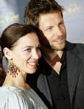 Jamie Bamber and Kerry Norton