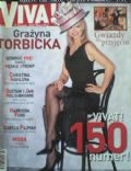 Grazyna Torbicka on the cover of Viva (Poland) - November 2002