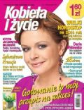 Daria Widawska on the cover of Kobieta I Zycie (Poland) - January 2014