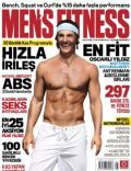 Matthew McConaughey on the cover of Mens Fitness (Turkey) - August 2014