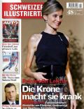 Schweizer Illustrierte Magazine [Switzerland] (28 November 2011)