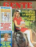 Gente Magazine [Italy] (24 August 1989)