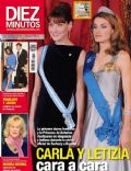 Diez Minutos Magazine [Spain] (6 May 2009)