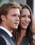 Ryan Kwanten and Ashley Sisino