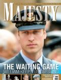 Majesty Magazine [United Kingdom] (November 2010)