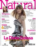 Elenoire Casalegno on the cover of Natural Style (Italy) - March 2009