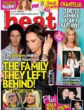 David Beckham, Victoria Beckham on the cover of Heat (United Kingdom) - July 2011