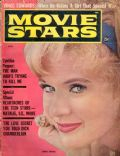 Connie Stevens on the cover of Movie Stars (United States) - April 1962