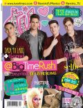 Carlos PenaVega, Darryl Young, James Maslow, Kendall Schmidt, Logan Henderson on the cover of Tu (Mexico) - February 2014
