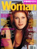 Angie Everhart on the cover of American Woman (United States) - November 1995