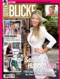 Blake Lively on the cover of Seitenblicke (Austria) - January 2014