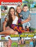 Semanario Magazine [Argentina] (4 January 2012)