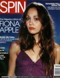 Fiona Apple on the cover of Spin (United States) - February 2000