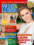 Natasza Urbanska on the cover of Swiat and Ludzie (Poland) - February 2013