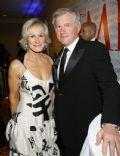 Glenn Close and David Shaw (spouse)