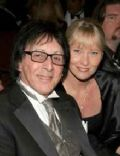 Peter Criss and Gigi Criss