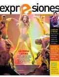 Expresiones Magazine [Ecuador] (22 November 2011)