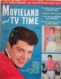Frankie Avalon on the cover of Movieland (United States) - May 1959