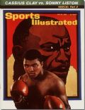 Muhammad Ali on the cover of Sports Illustrated (United States) - May 1965