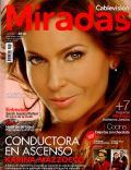 Karina Mazzocco on the cover of Miradas (Argentina) - June 2010