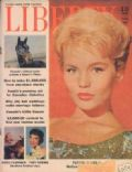 on the cover of Liberty (United States) - June 1962