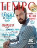 Okan Yalabik on the cover of Tempo (Turkey) - May 2012