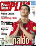 Cristiano Ronaldo on the cover of Pi Ka No Na Plus (Poland) - September 2004