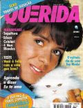 Mara Maravilha on the cover of Querida (Brazil) - December 1992