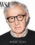 Woody Allen on the cover of Wsj (United States) - August 2013