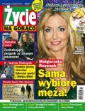 Malgorzata Rozenek on the cover of Zycie Na Goraco (Poland) - December 2013
