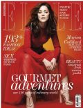 Marion Cotillard on the cover of Elle (Indonesia) - August 2012