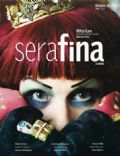 Rita Lee on the cover of Serafina (Brazil) - April 2010