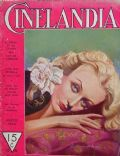 Carole Lombard on the cover of Cinelandia (Argentina) - May 1935