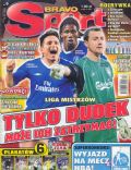 Didier Drogba, Frank Lampard, Jerzy Dudek on the cover of Bravo Sport (Poland) - April 2005